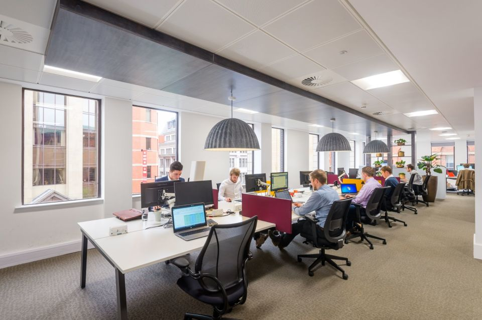 Office space at York House