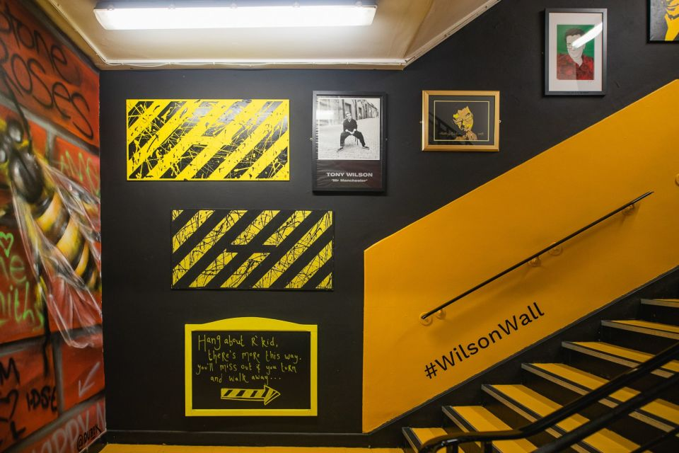 The #WilsonWall at Afflecks