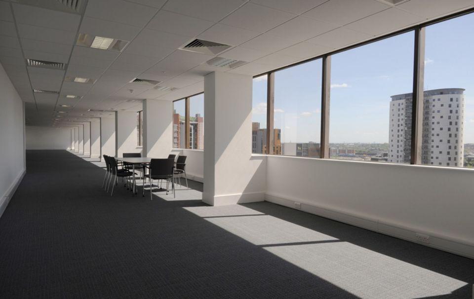 Office space at Mclaren