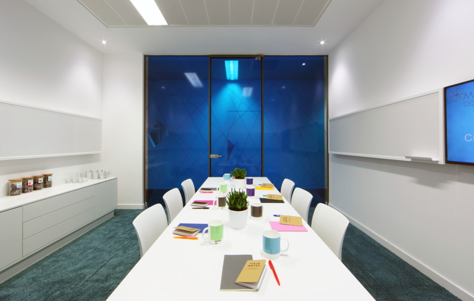 Citylabs meeting room