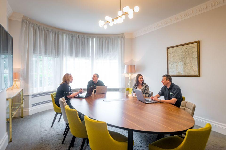 Meeting room example