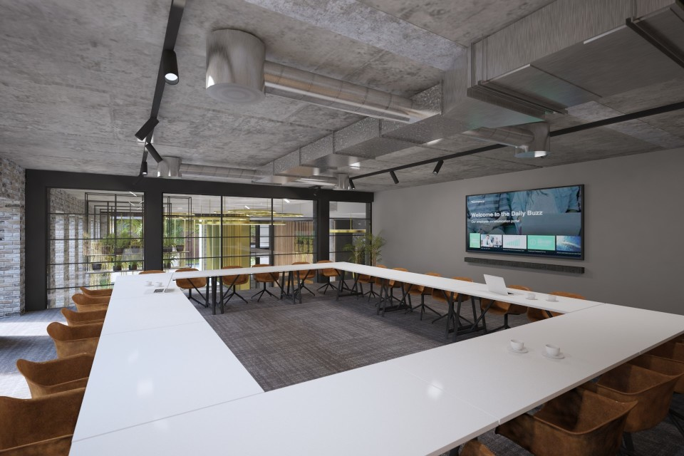 Base meeting rooms