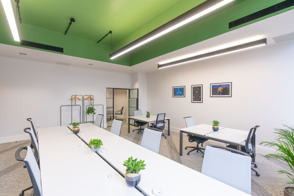Office space at Blackfriars House