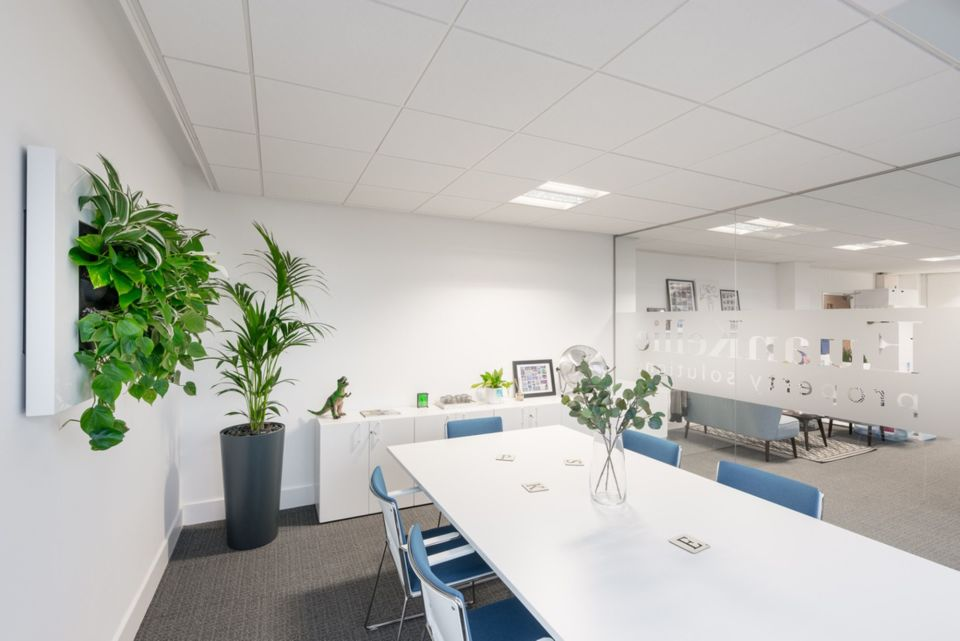 Example leased office