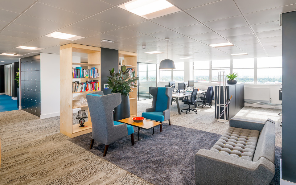 Office space at Trafford House