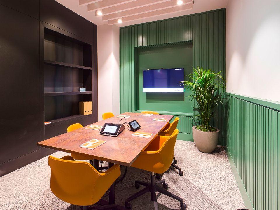 Blackfriars  House meeting rooms