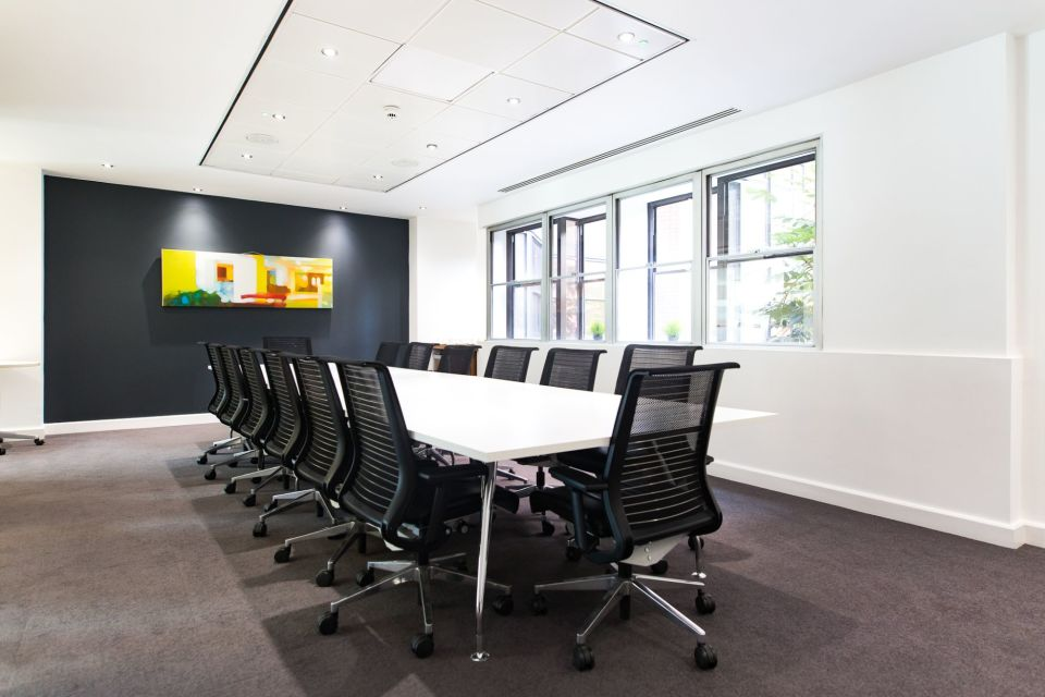 west one meeting rooms