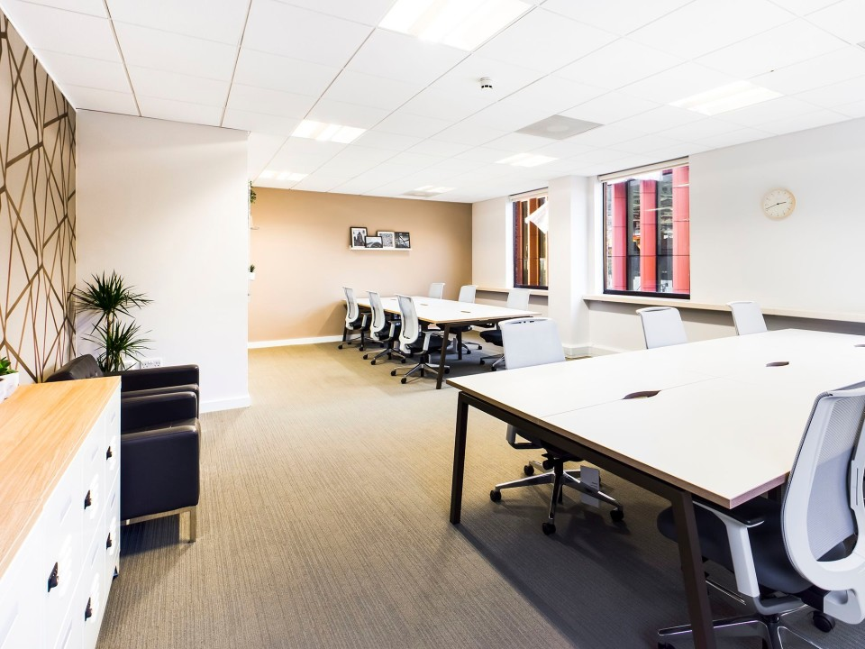 Office space at Centurion House