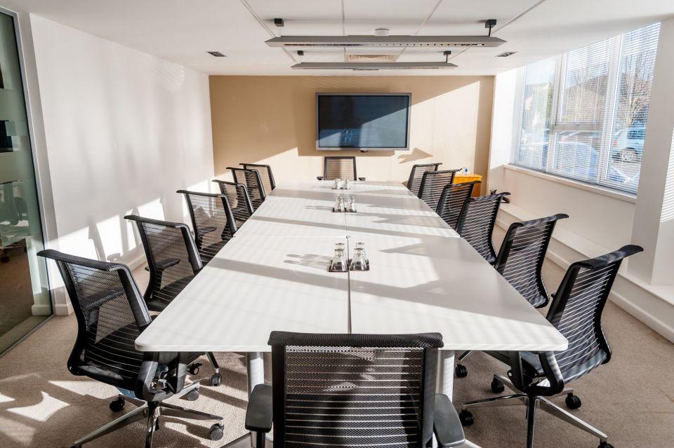 Landmark house meeting rooms