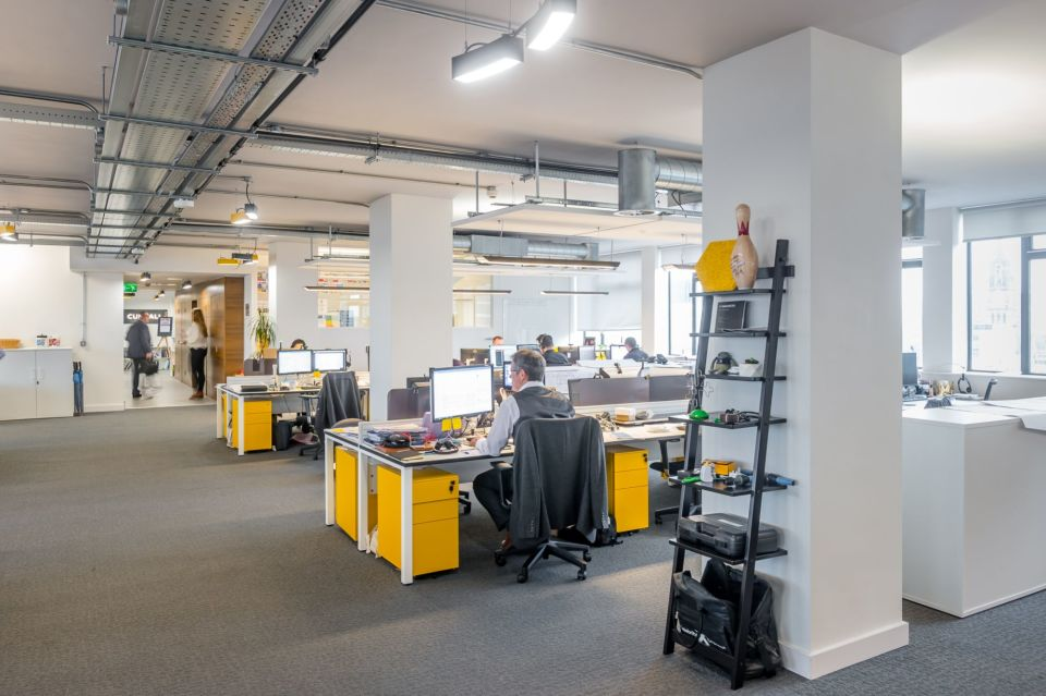 Office space at Manchester One