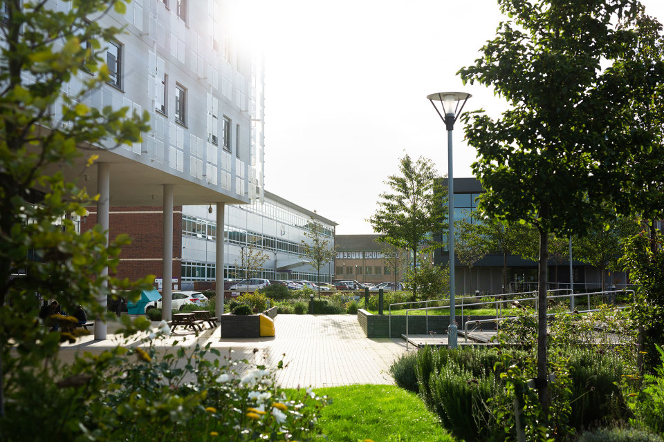 Ideally situated with the Innovation Birmingham campus