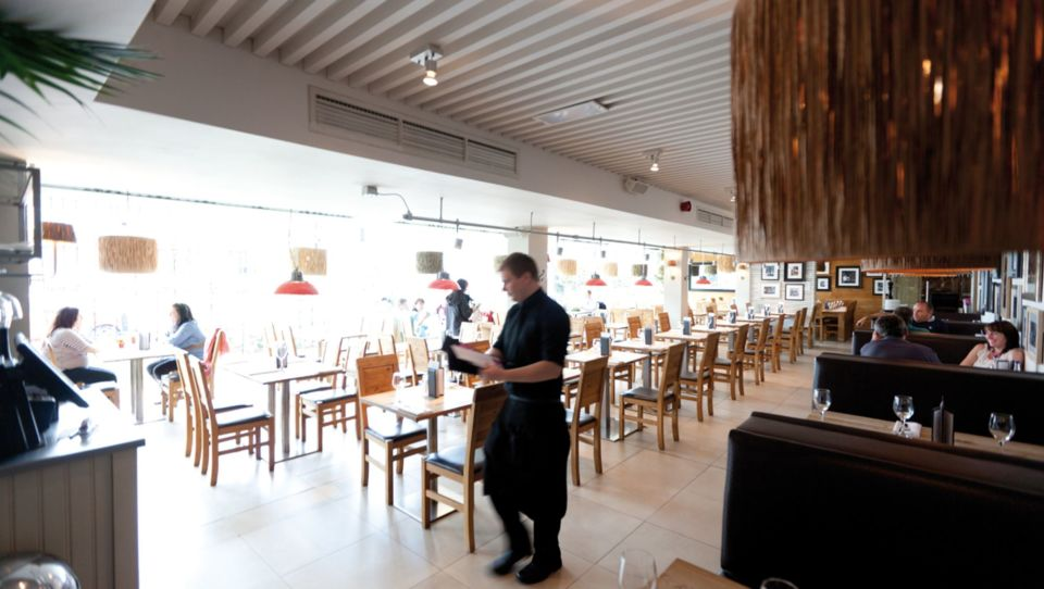 On-site restaurant / cafe