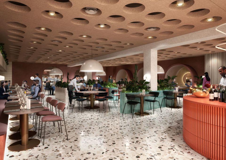 Restaurant Bar - coming Summer 2021