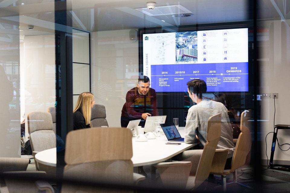 MTC Meeting Rooms