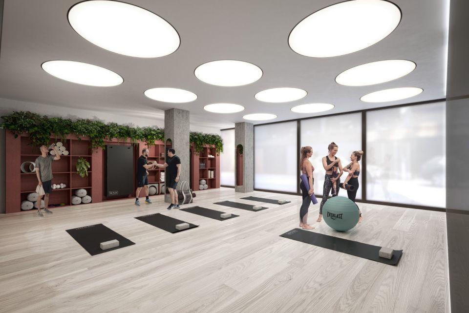 Fitness Studio - coming Summer 2021