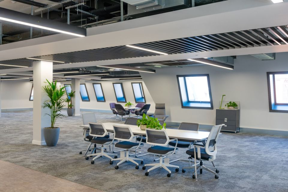 Office space at West gate