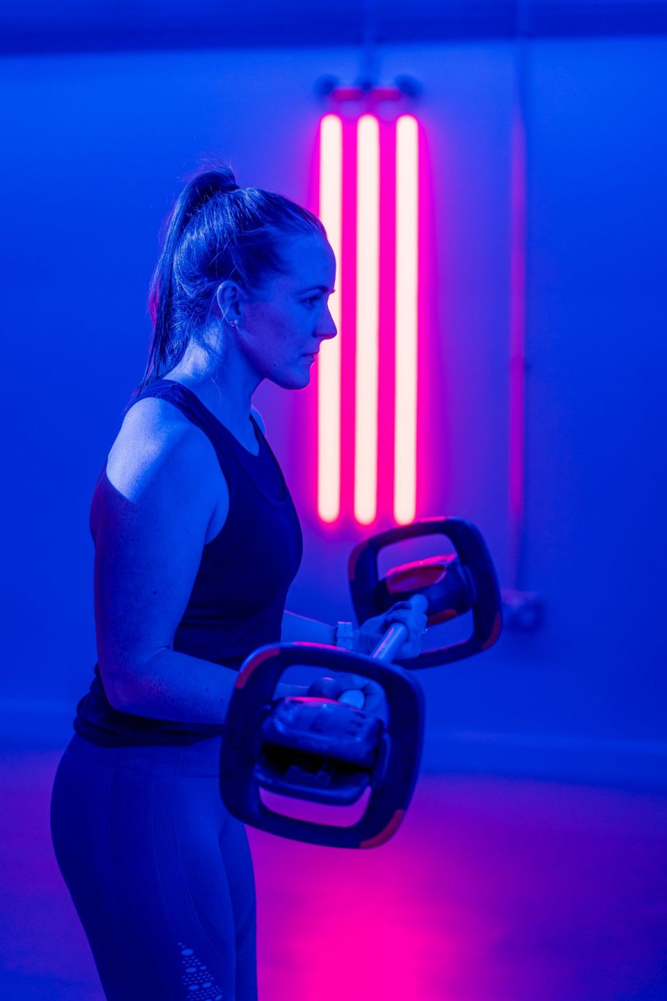 Les Mills classes weekly