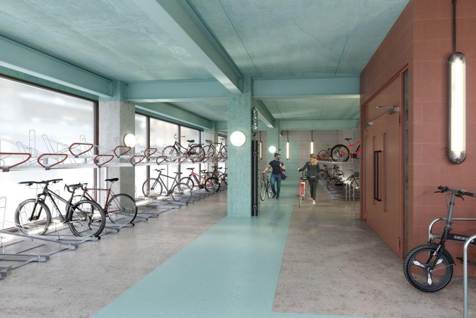 Bike Hub - coming Summer 2021