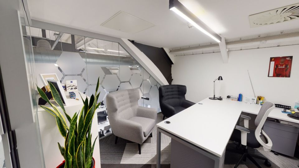 Private office at 5 New York Street