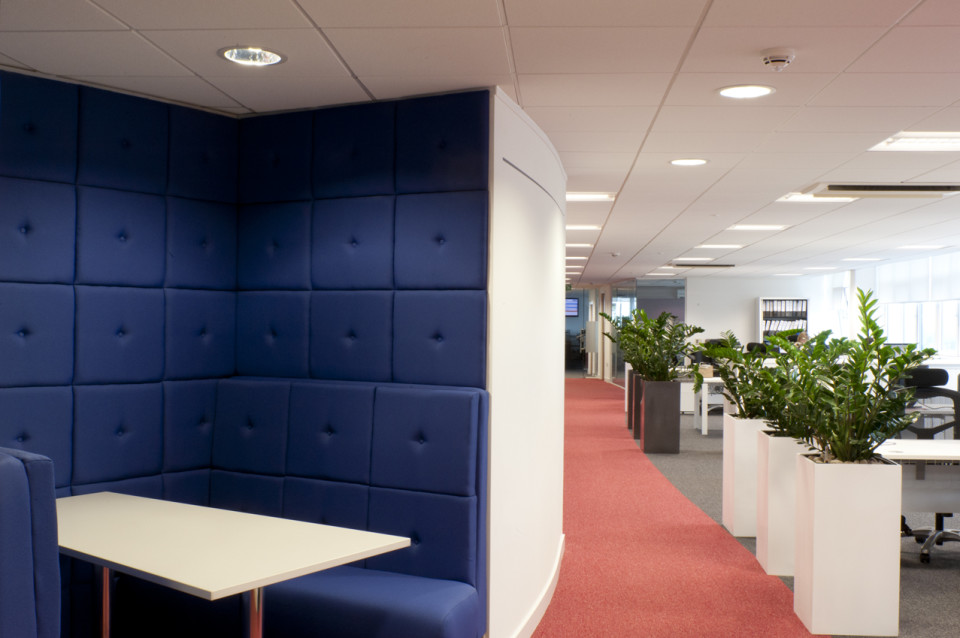 Office space at Station House