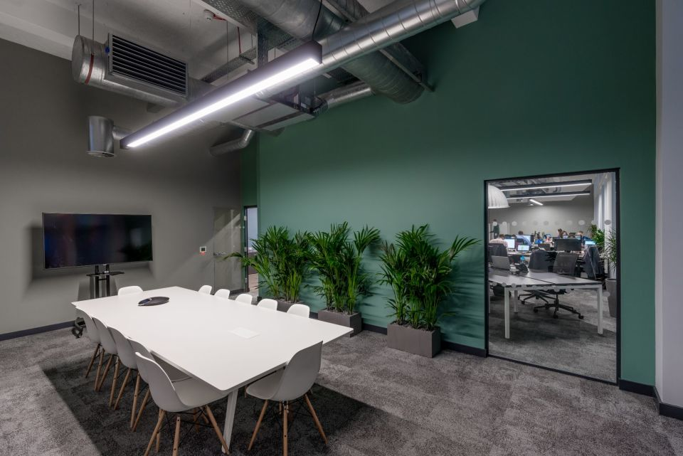 Meeting space at 5 New York Street