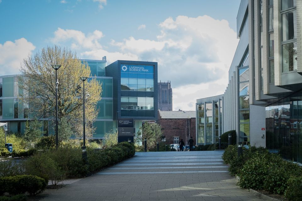 Liverpool Science Park