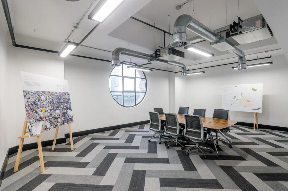 St James' meeting rooms