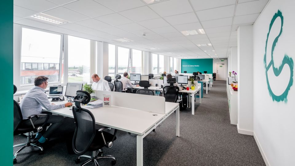 Office space at Lancastrian