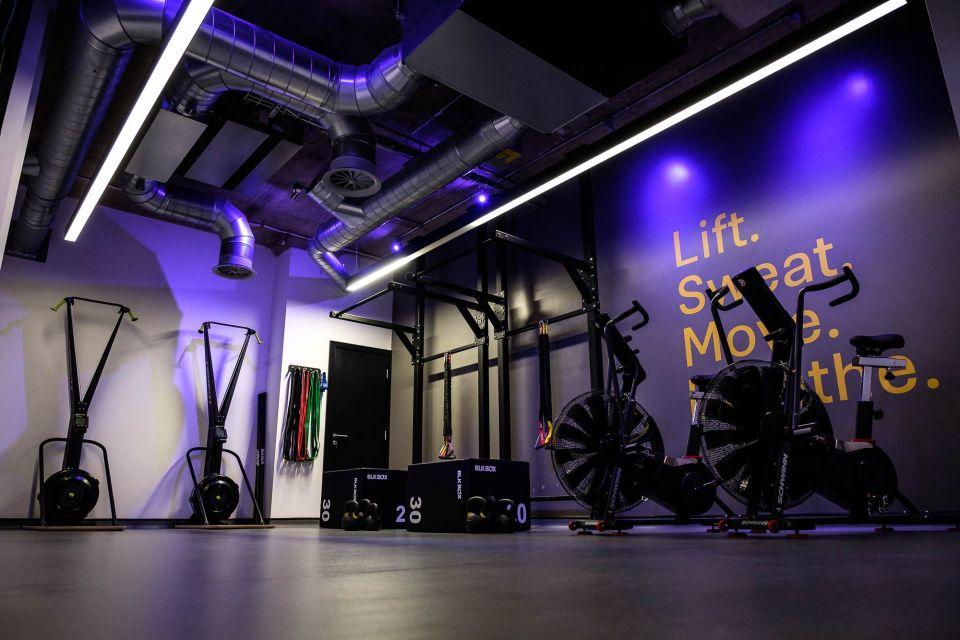 FORM gym studio