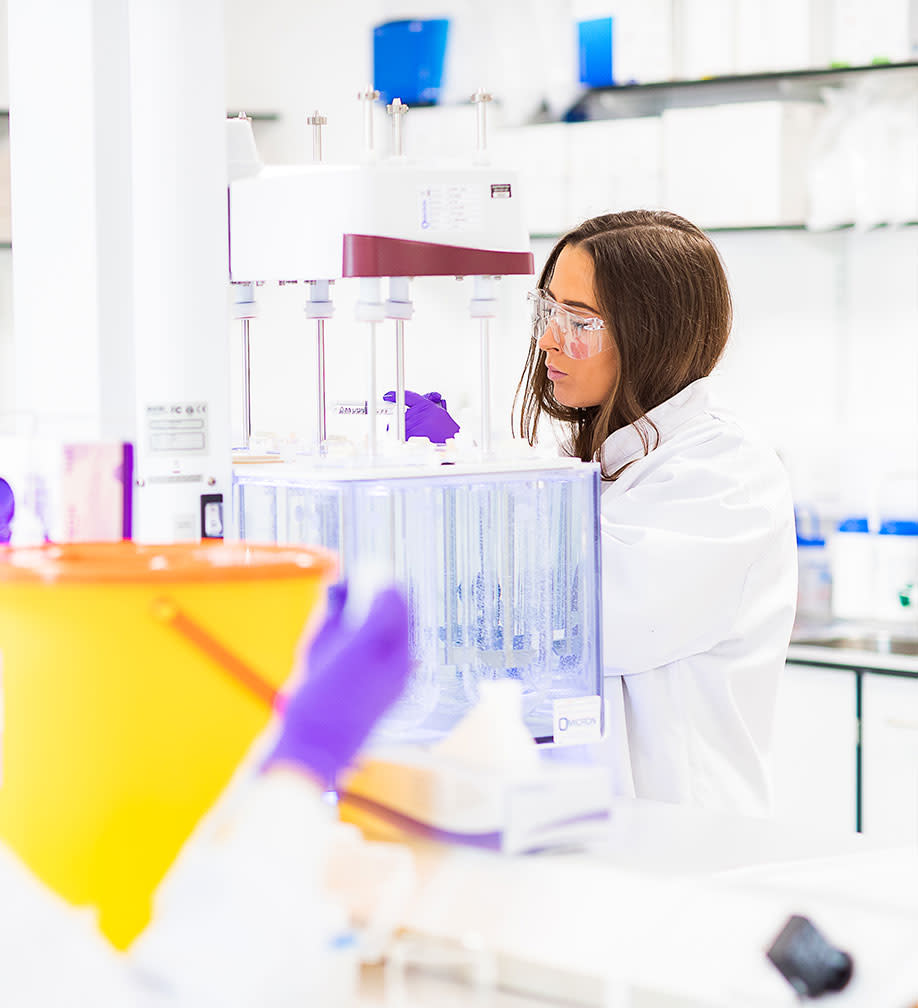 Alderley Lab