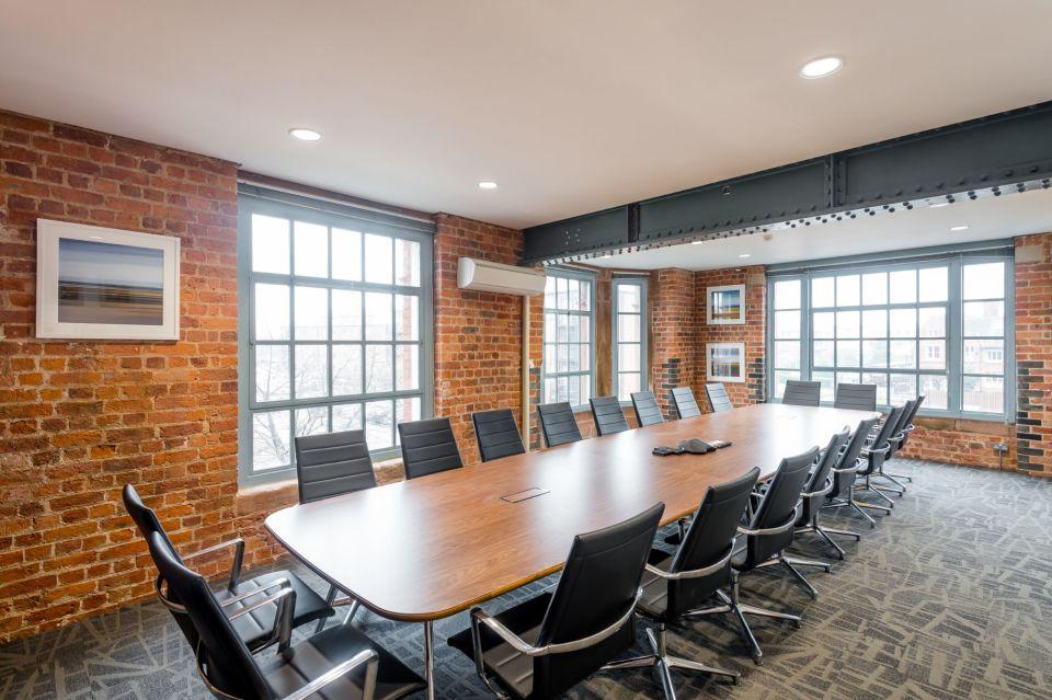 Wilderspool Park meeting rooms