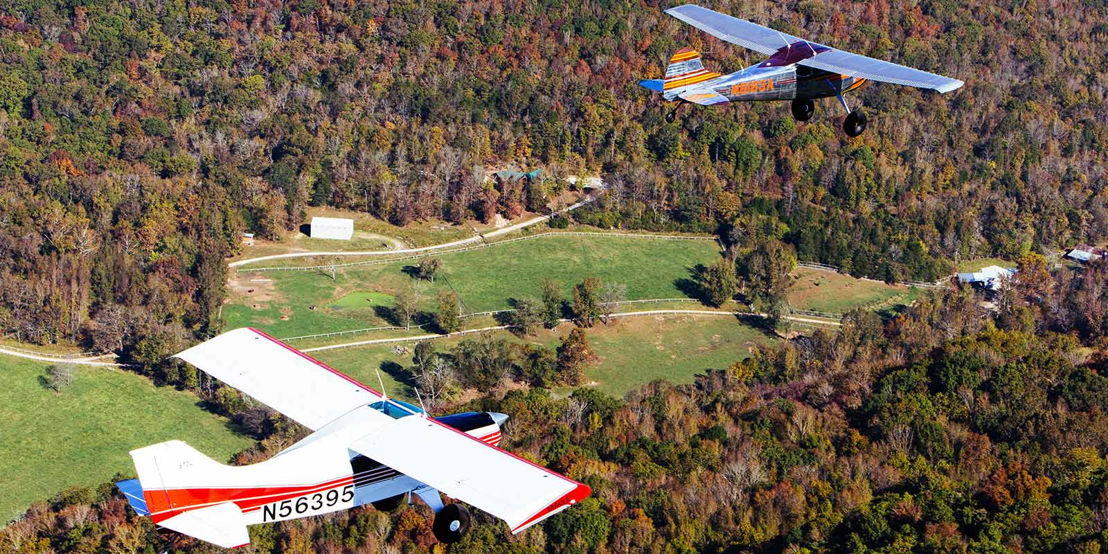 Leisurlist - Aerial Arkansas: The Natural State's Backcountry Aviation Boom