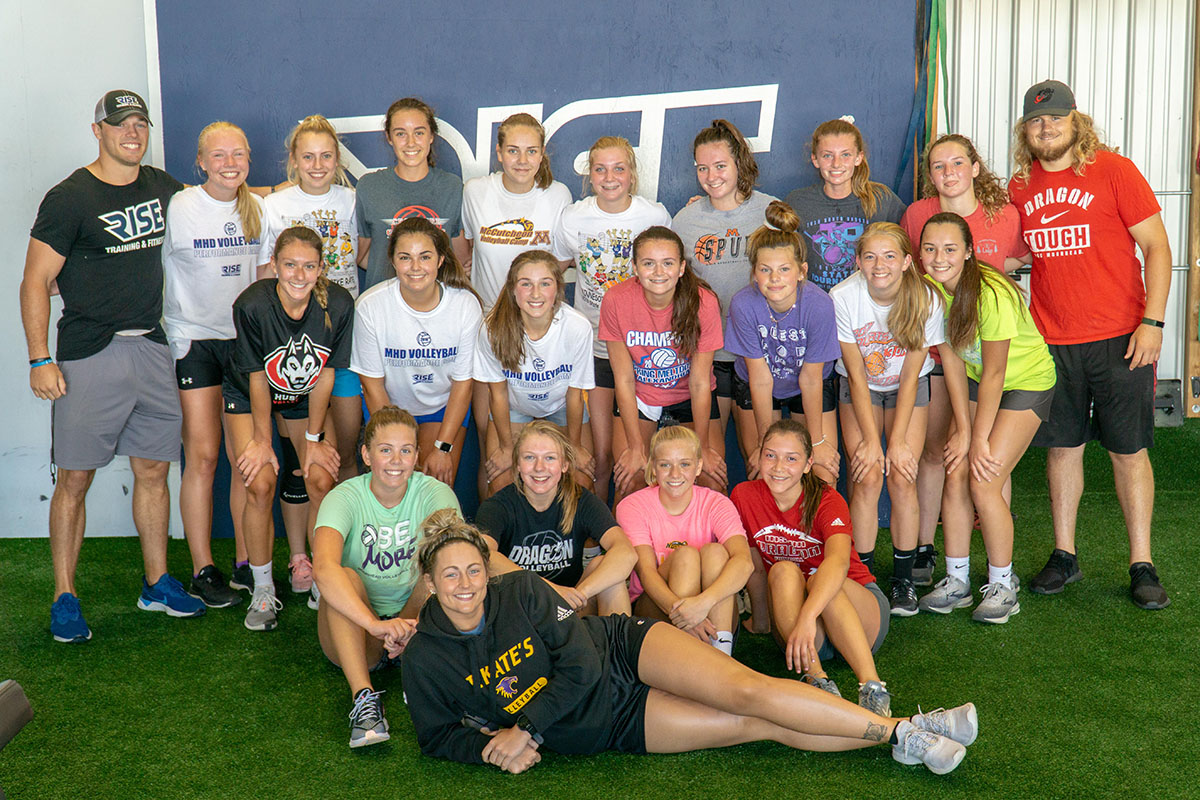 2019 Rise Volleyball Performance Camp