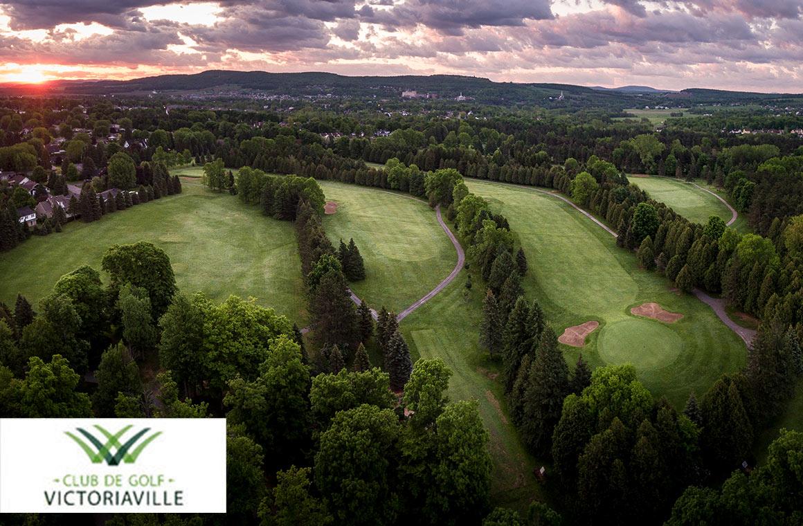 Club de Golf Victoriaville - Jusqu'à 46% de rabais sur Tuango.ca