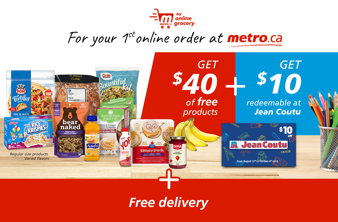 Metro - Enjoy discounts on tuango.ca