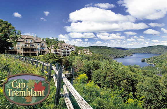 Cap Tremblant – Up to 48% off offered on tuango ca