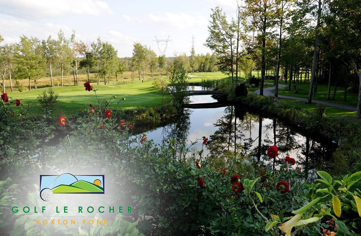 Golf Le Rocher – 52% de rabais offert sur tuango.ca