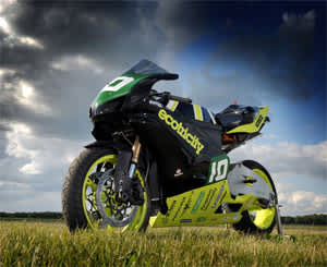 'Ecotricity Ion Horse' electric superbike set to smash Isle of Man TT 100mph lap barrier - Image 1