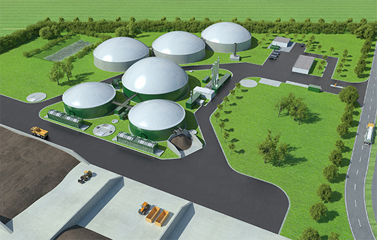 Ecotricity's Green Gasmill at Sparsholt College gets go-ahead - Image 2