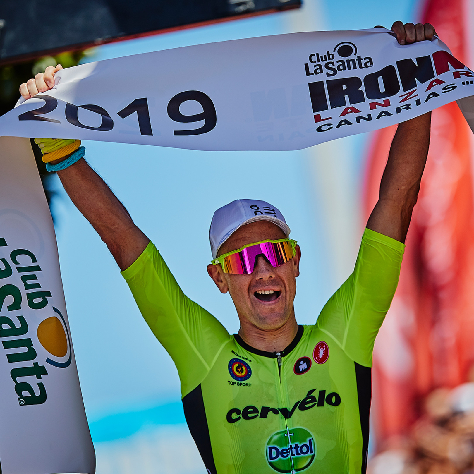 982845432cc8 Frederik Van Lierde wins Ironman Lanzarote