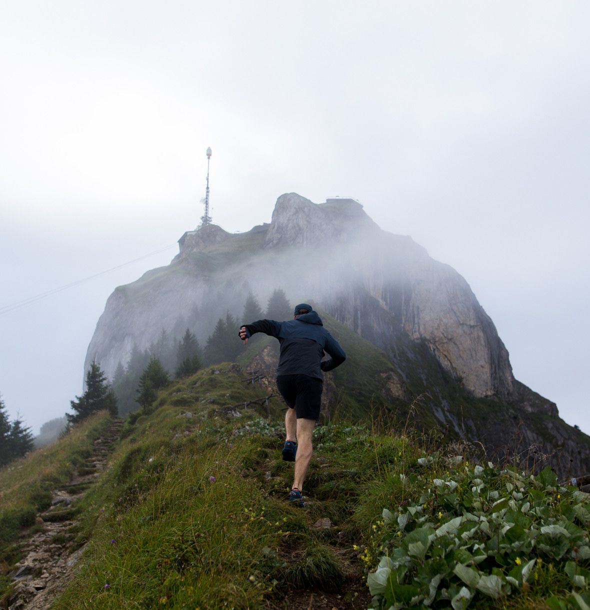 how to run uphill technique benefits on