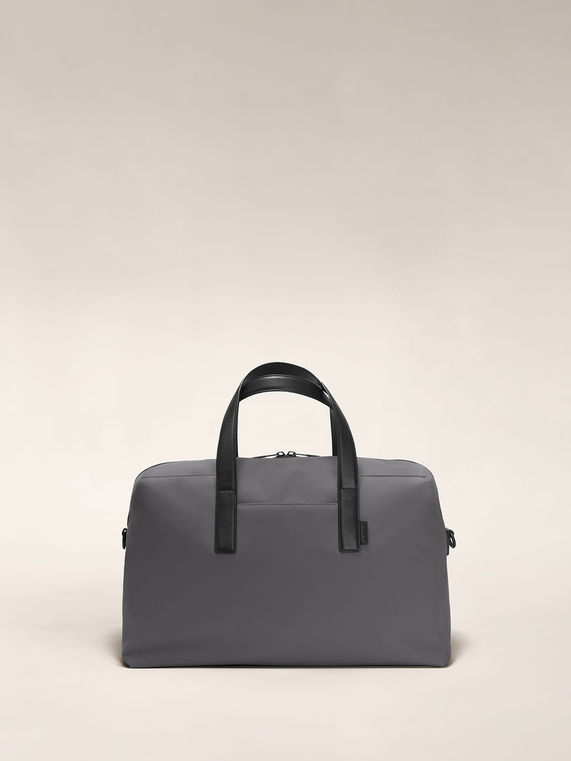 The Everywhere Bag in Asphalt nylon
