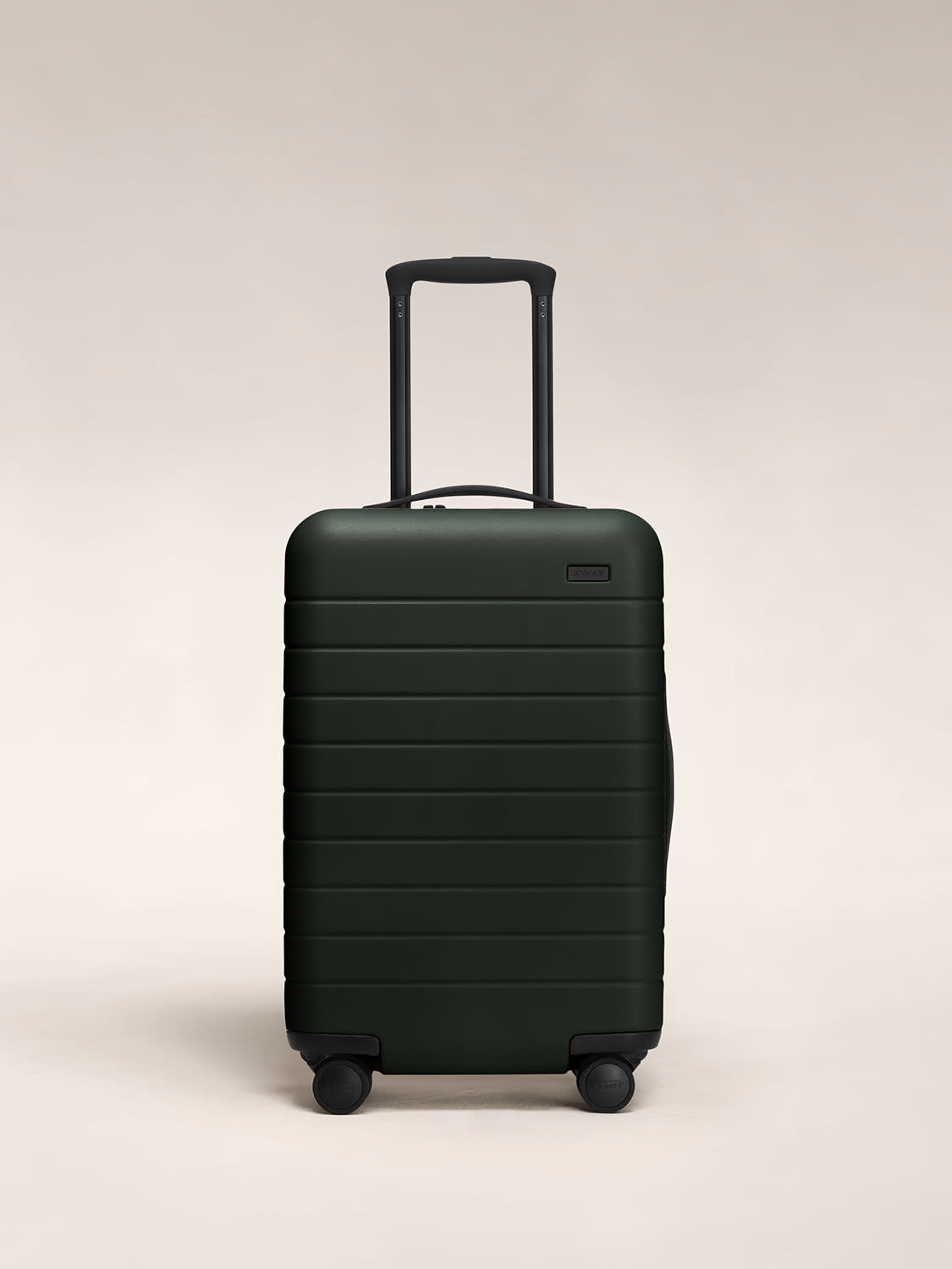 The Carry-On in Green