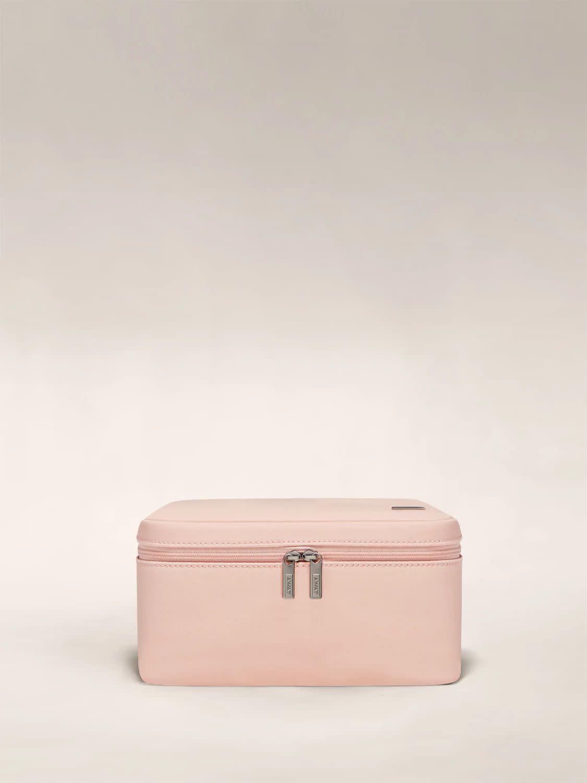 The Cosmetics Bag in Petal Nylon