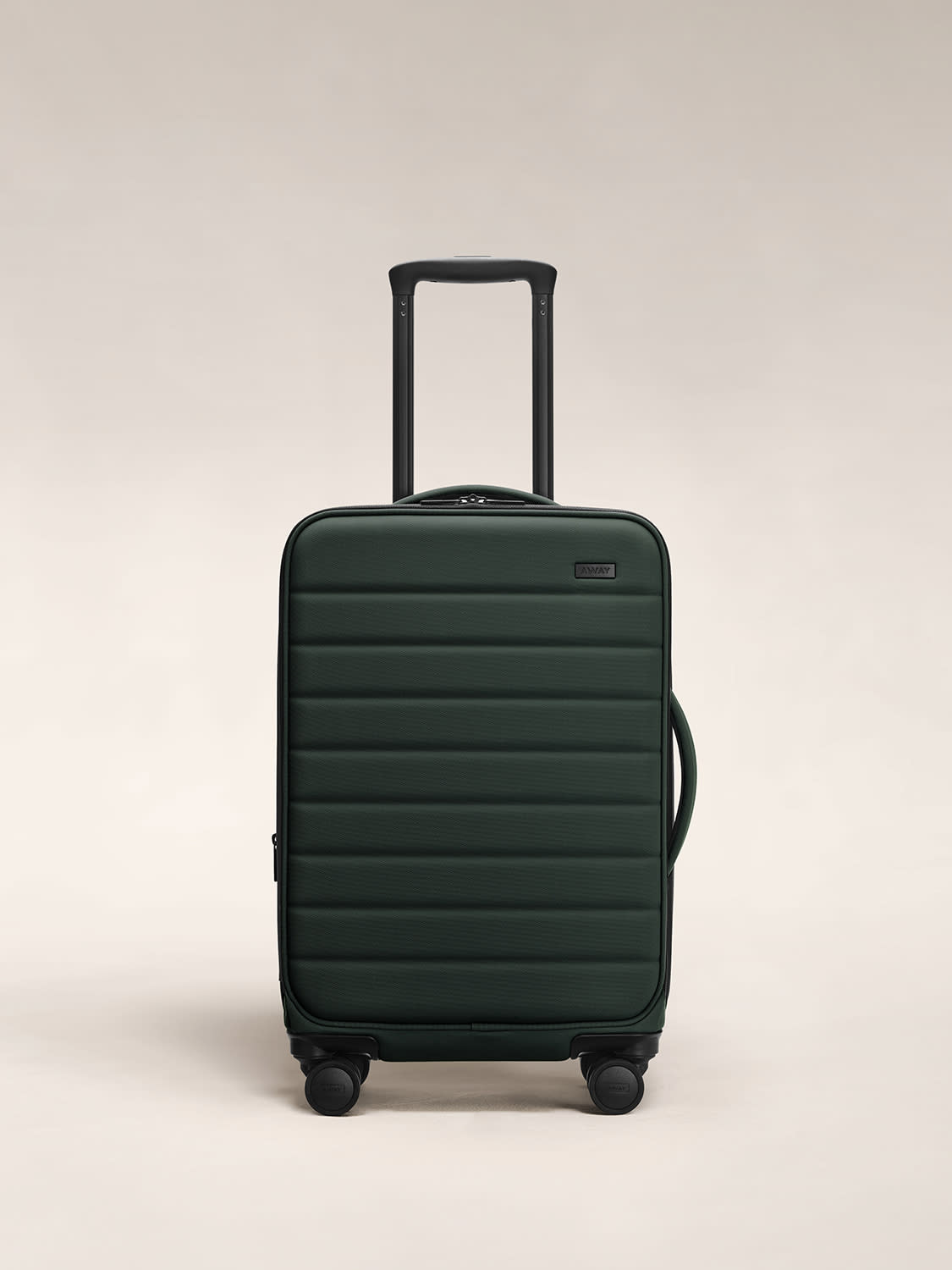 The Expandable Carry-On in Green