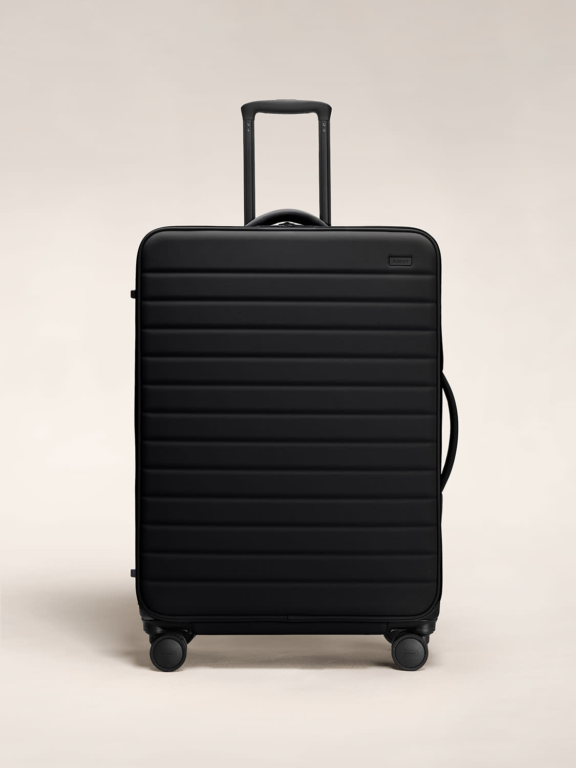 The Large softside Expandable suitcase in Black