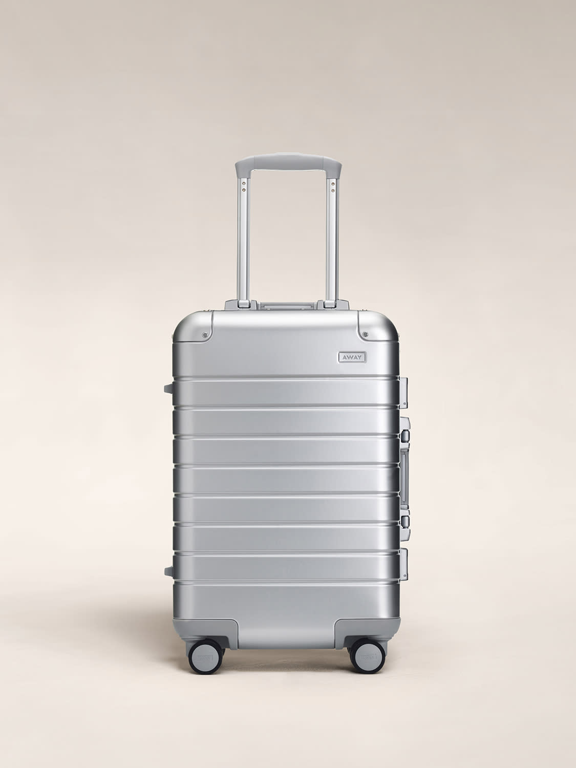 The Carry-On: Aluminum Edition in Silver