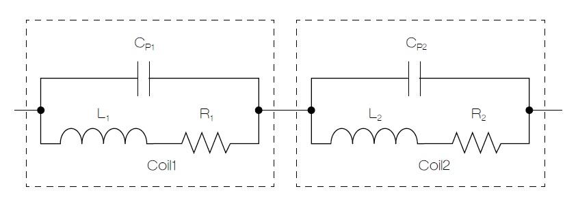 谐振频率,那麼电路模型还必须包含其寄生电容