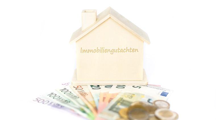Kostenpunkt Immobilienbewertung Was Kostet Ein Wertgutachten