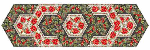Scarlet-Feather-Table-Runner-Kit=